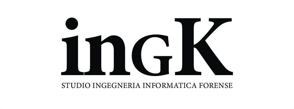 ingK – Studio Ingegneria Informatica Forense